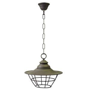 Lámpara Colgante Reja