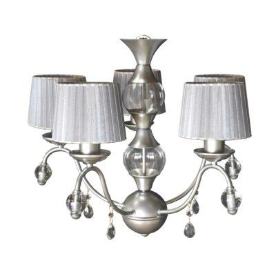 Lámpara  de Bolas  5 luces