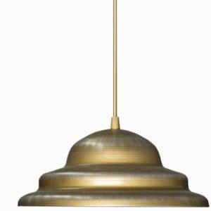 Lámpara colgante Escalonada