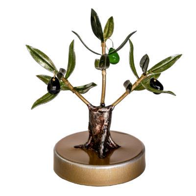 Olivo tres ramas decorado