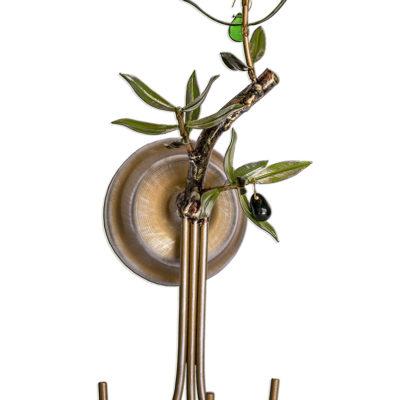 Olivo aplique decorado