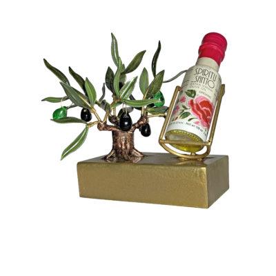 Olivo botellero pequeño
