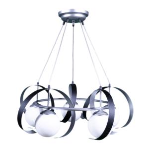 Lámpara Átomo de 5 luces